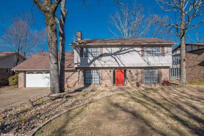 North Little Rock Single Family Home For Sale: 1513 Wewoka Drive