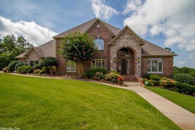 Little Rock Single Family Home For Sale: 70 Bellegarde Drive
