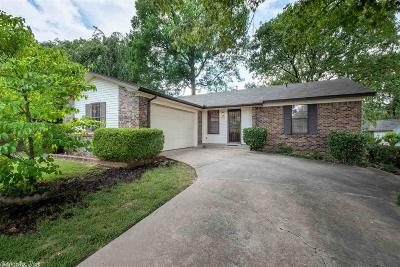 Little Rock Single Family Home New Listing: 612 Baywood Drive
