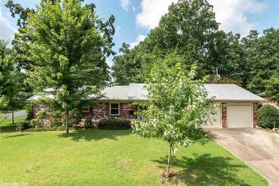Little Rock Single Family Home For Sale: 1500 Bosley Drive