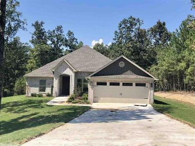 Benton Single Family Home New Listing: Lot 37 Northview