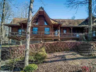 Benton Single Family Home For Sale: 1800 Dusty Ridge Road
