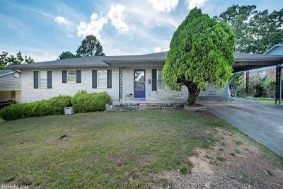 Little Rock Single Family Home New Listing: 1400 Reservoir