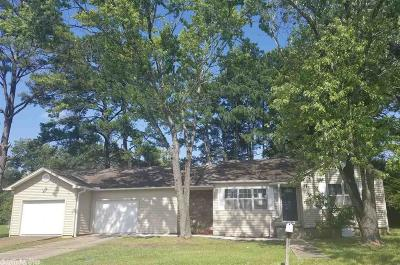 Cabot Single Family Home New Listing: 205 N Madison Street