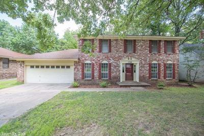 North Little Rock Single Family Home For Sale: 7508 Eagle Point Drive