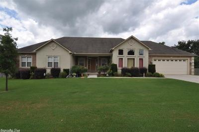 Hot Springs AR Single Family Home New Listing: $335,000
