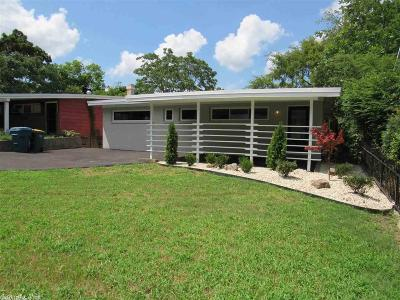 Little Rock Single Family Home New Listing: 2012 Riverview Drive