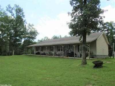 Pike County Single Family Home New Listing: 173 Rosboro Lp