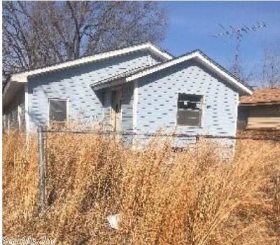 Pine Bluff Single Family Home New Listing: 4011 W 11th Avenue