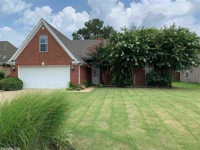 Jonesboro Single Family Home New Listing: 3309 Ridgeway Circle