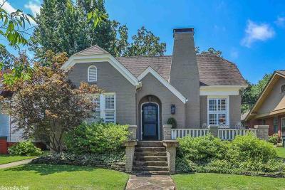 Single Family Home For Sale: 5115 Kavanaugh Boulevard