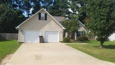 Paragould Single Family Home New Listing: 2509 Alexander Circle