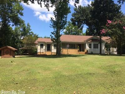 Morrilton Single Family Home New Listing: 707 E Rock Street