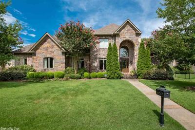 Little Rock Single Family Home For Sale: 59 Vigne Boulevard