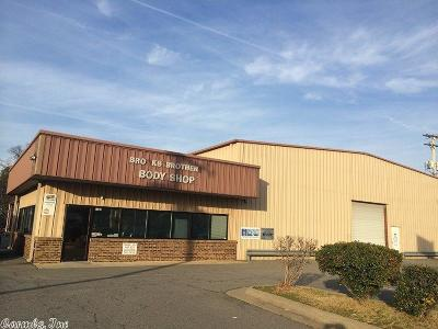 Little Rock Commercial For Sale: 5100 W 65th Street