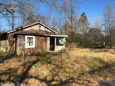 White Hall AR Single Family Home For Sale: $12,000