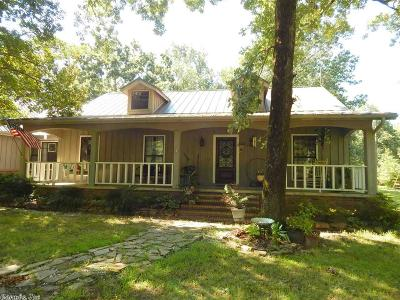 Cleburne County Single Family Home For Sale: 189 W Heber Springs Rd