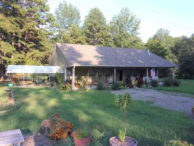 Higden Single Family Home For Sale: 220 Mill Creek Road