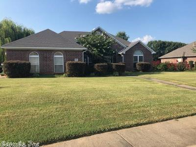 Single Family Home For Sale: 112 Magness Creek Dr