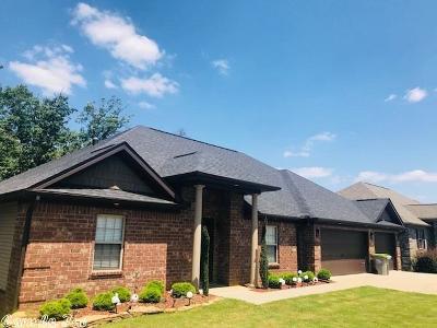 Alexander Single Family Home For Sale: 1095 Skyline