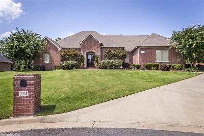 Little Rock Single Family Home For Sale: 135 Sezanne
