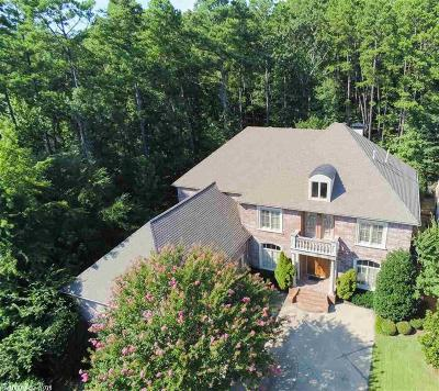 Little Rock Single Family Home For Sale: 9 Vigne Boulevard