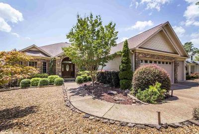 Fairfield Bay Single Family Home For Sale: 119 Fern Trail