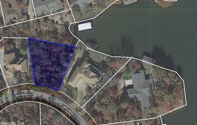 Hot Springs Village Residential Lots & Land For Sale: 13 Cabrillear Lane