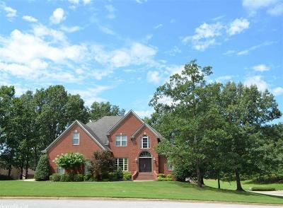 Jonesboro Single Family Home For Sale: 3202 Lacoste Drive