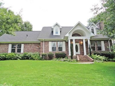 Hot Springs Single Family Home For Sale: 495 Amity Road