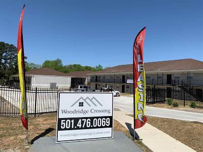 Little Rock Multi Family Home For Sale: 9700 Baseline Road
