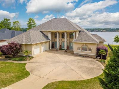 Benton Single Family Home For Sale: 6020 Riviera Drive