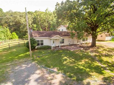 Little Rock Single Family Home For Sale: 4812 Garrison Road