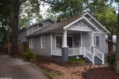 Hillcrest Single Family Home For Sale: 209 N Elm Street