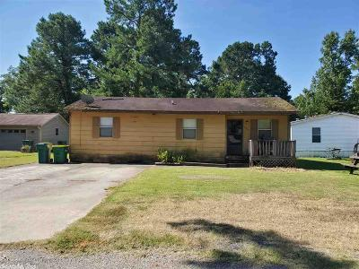 Pulaski County, Saline County Single Family Home For Sale: 4523 Hosie Ln