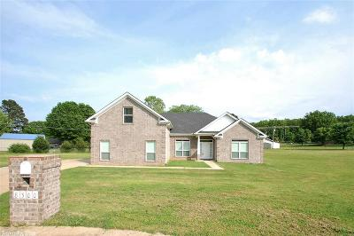 Sherwood Single Family Home For Sale: 8300 Button Cove
