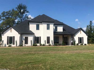 Alexander Single Family Home For Sale: 5033 Barrel Cove