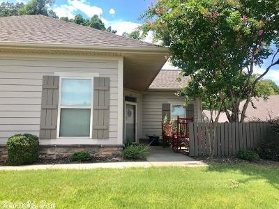 Maumelle Condo/Townhouse For Sale: 112 Mountain Terrace Circle