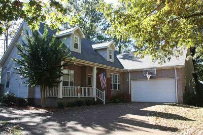Cleburne County Single Family Home For Sale: 889 Copperfield Cr