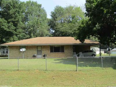 Bismarck, Fountain Lake, Glenwood, Hot Springs Village, Magnet Cove, Malvern Single Family Home Price Change: 110 Louisiana Ave