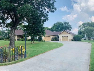 Lake Village Single Family Home For Sale: 105 Lakeside Court