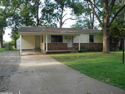 Searcy Single Family Home For Sale: 106 Chrisp