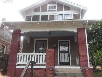 Single Family Home For Sale: 2310 S Ringo Street