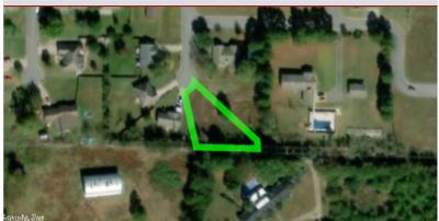 Morrilton Residential Lots & Land For Sale: Lot 3 Gina Drive