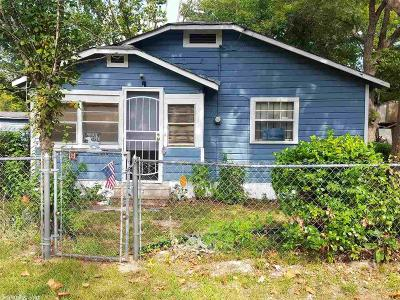 Pine Bluff Single Family Home For Sale: 1109 N Willow Street