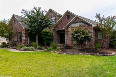 Conway Single Family Home For Sale: 5140 Round Rock