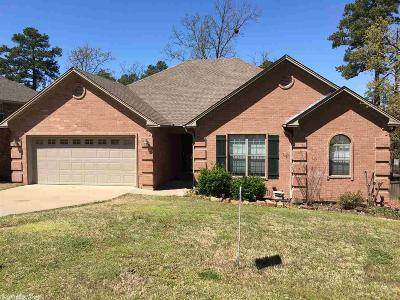Maumelle Single Family Home For Sale: 134 Pleasantwood Drive