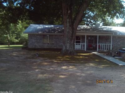 Antoine Single Family Home For Sale: 3191 Hwy. 26 E