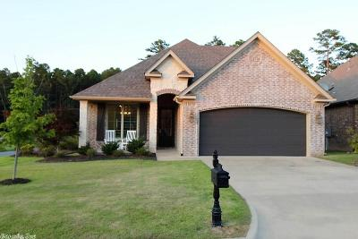 Little Rock Single Family Home For Sale: 74 Wildwood Place Circle