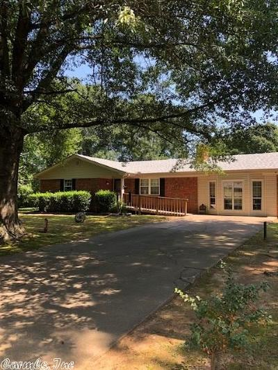Searcy Single Family Home New Listing: 46 Westgate Drive